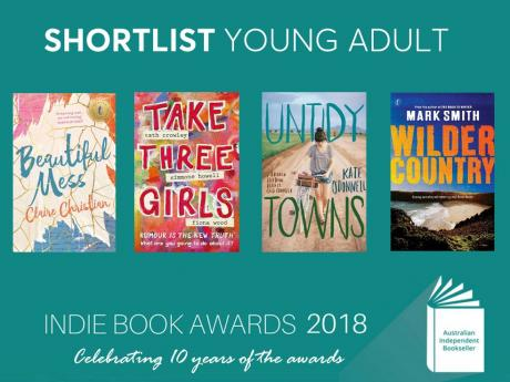 Shortlist_Young Adult