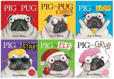 Pig Pug Prize