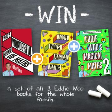 Eddie Woos Magical Maths 2